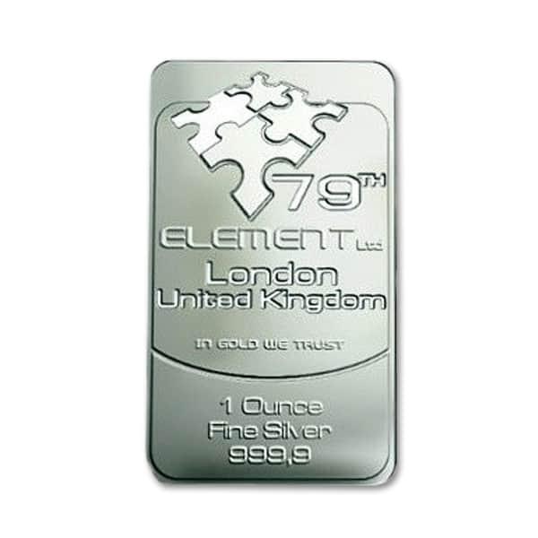 Rafinacja srebra 1 oz