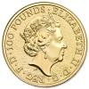 Złota moneta Bestie Królowej Gryf Edwarda III 1 oz awers
