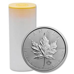 Tuba 25 sztuk Kanadyjski Liść klonowy 1oz