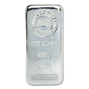 Rafinacja srebra 1 kg