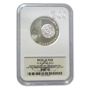 Grading monet srebrnych