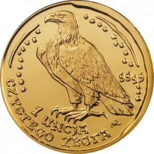Złota moneta Orzeł Bielik 1 oz