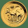 Złota moneta Australijski Kangur 1oz rewers