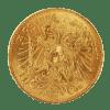 Złota moneta lokacyjna 10 koron Austro-Węgry awers